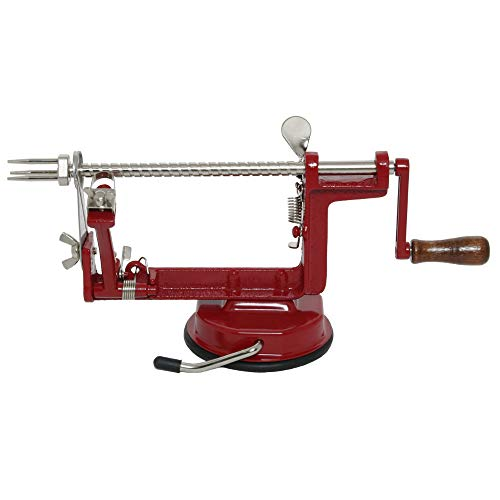 Johnny Apple Peeler, Corer, and Slicer