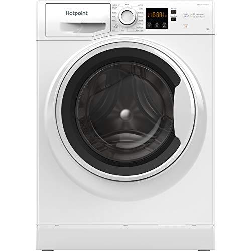 Hotpoint NSWA943CWWUKN 9Kg Washing Machine with 1400 rpm - White