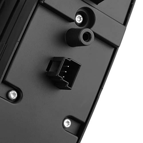 Power Window Master, Fácil Instalación Original Estándar Práctico Interruptor De Control De Ventana Eléctrica Para -Benz ML350 Master 2006-2011