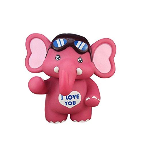 Levoberg Hucha forma elefante Mignon irrompible regalo