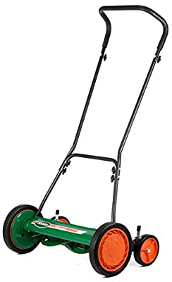 Scotts Outdoor Power Tools 2000-20S 20-Inch 5-Blade Classic Push Reel Lawn Mower