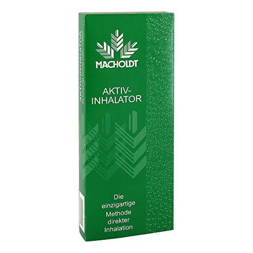Macholdt Aktiv-Inhalator zur Behandlung von Erkrankungen der oberen Atemwege, 1 St. Vorrichtung