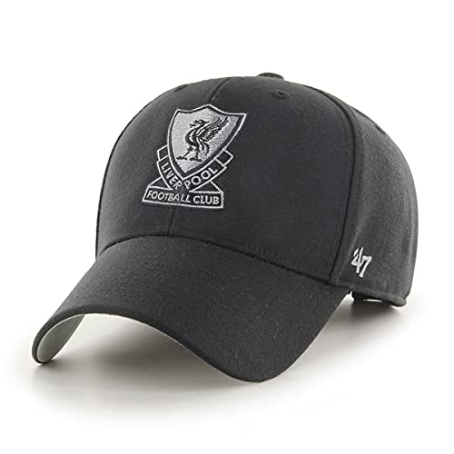'47 FC Liverpool Basecap Cap Kappe schwarz You'll Never Walk Alone Most Valueable Player