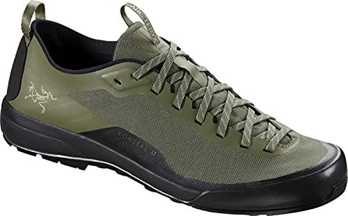 Arc'teryx Konseal LT Men's   Lightweight Approach Shoe.   Light Tatsu/Black, 10.5