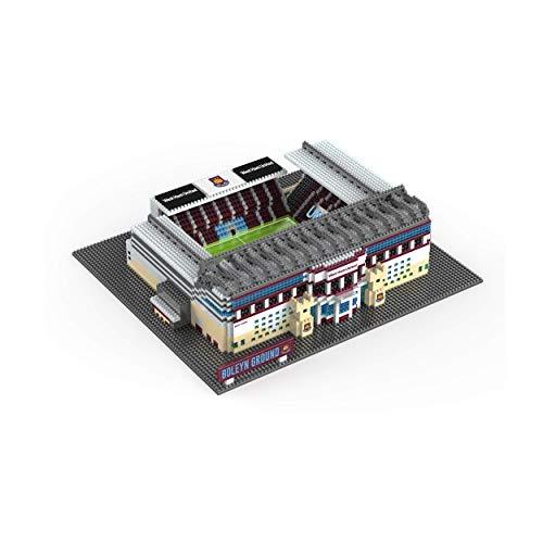 Forever Collectibles UK Football West Ham United FC BRXLZ Stadium Construction Building Toy 3D Premier League One