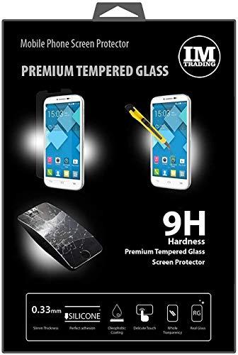 ENERGMiX Displayschutzglas kompatibel mit Alcatel One Touch Pop C9 7047D Panzer Hartglas Schutz Glas extrem Kratzfest Sicherheitsglas