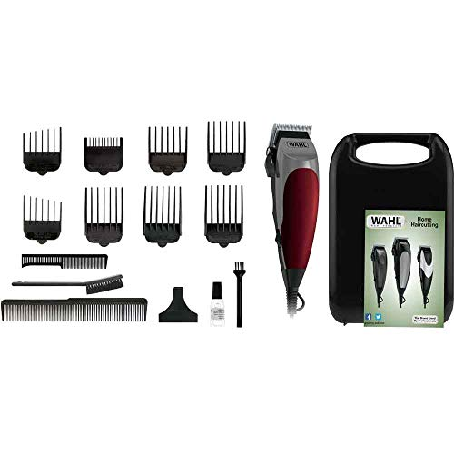 FADE CUT Men Clippers Set Complete Home Hair Cutting kit model 9656