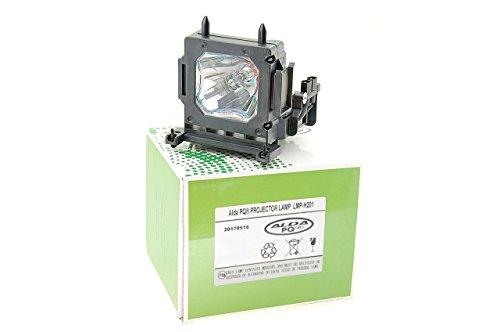 Alda PQ Premium, lámpara para proyector bombilla de repuesto LMP-H201 LMP-H202 compatible con Sony VPL-HW10, VPL-HW15, VPL-VW70, VPL-VW80, VPL-VW85 Proyectores, Alda PQ lámpara con carcasa soporte