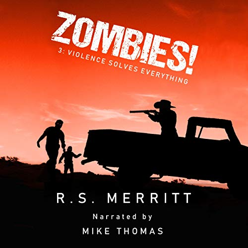 Zombies!: Book 3 cover art