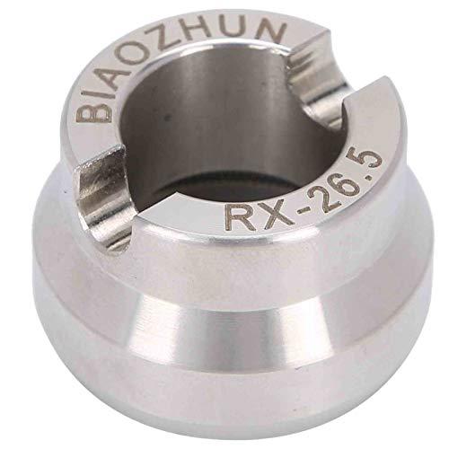 DAUERHAFT Abridor de Relojes de diseño ergonómico Eliminación de la Caja Trasera Resistente a la corrosión, para relojero