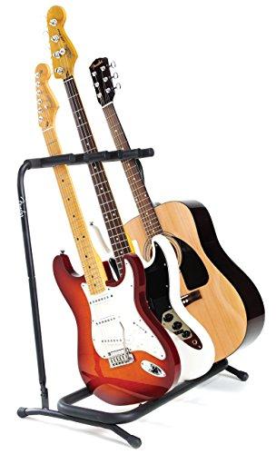 Fender Multi Gitarrenständer für 3 Gitarren