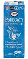 GLUTEN FREE, DAIRY FREE, VEGAN oat milk drink NEVER MADE FROM CONCENTRATE, JUST 4 SIMPLE INGREDIENTS NO ADDED SUGAR - as well as no preservatives or sweeteners THE ETHICAL CHOICE: UK farmer, producer and manufacturer using renewable energy. PURE BRIT...
