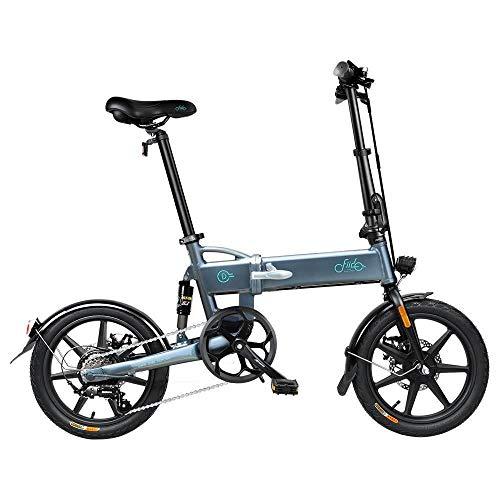 Bicicleta eléctrica Plegable para Adultos FIIDO D2S,...