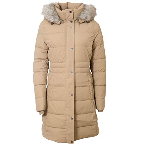 Tommy Hilfiger Damen Steppmantel New Tyra Insulation Coat beige - L