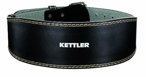 Kettler 07371-410 Weight Lifting Belt - Black