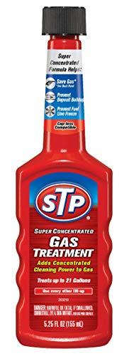 STP 5.25 Ounce 78573 Gas Treatment-5.25 oz
