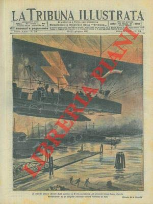 Gli aeronauti italiani hanno risposto agli attacchi austriaci su Ancona, bombardando da un dirigibile l'arsenale militare marittimo di Pola.