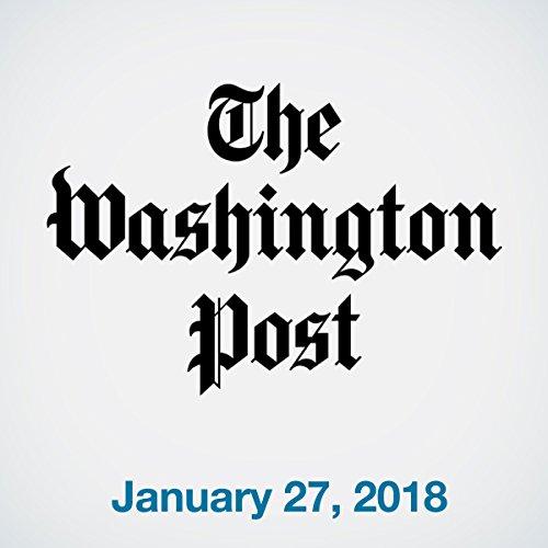January 27, 2018 copertina