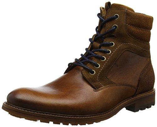 Bertie Catalyst, Bottes Homme, Marron (Tan Leather), 46 EU