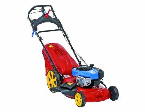 WOLF-Garten 12AJ129K650 Benzin-Rasenmäher, 48 cm Blue Power 48A HW ES