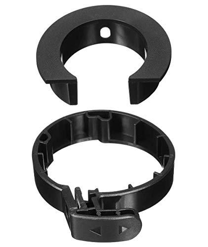 aibiku Círculo Cerrado Anillo de Guardia Hebilla y Anillo de Bloqueo Interno para Xiaomi Mijia M365, 1s, Essential, Pro Scooter Piezas de Repuesto de Accesorios
