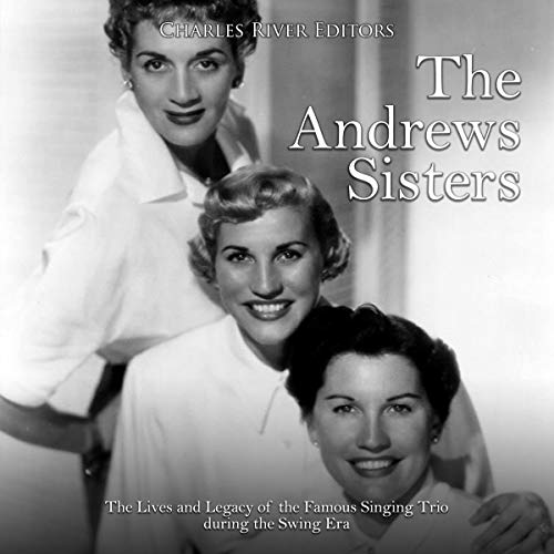The Andrews Sisters audiobook cover art