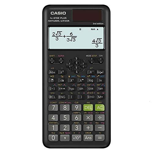 CASIO -  Casio FX-87DE PLUS-2