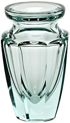 JOZEFINA ATELIER Le Monde Cadeaux Vase Clear//Gold 1316//GOLD