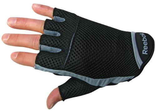 Reebok Mens Fitness Gloves-Medium