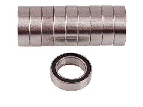 RT Reckward Tuning Kugellager 8x12x3.5mm MR128-2RS ABEC 3 (10 Stück)
