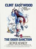 The Eiger Sanction – Clint Eastwood – Film Poster