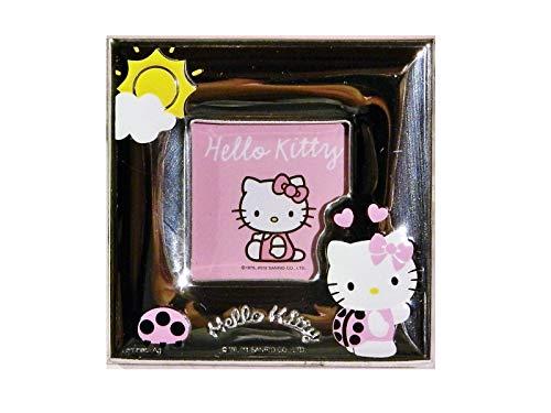Photo Hello Kitty en argent 6 x 6 cm