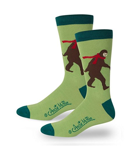 Bigfoot Men's Crew Socks
