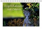 Engel-Kalender mit Zitaten (Tischkalender 2020 DIN A5 quer): Engelswesen und Zitate von großen Dichtern und Denkern begleiten Sie durch das Jahr (Monatskalender, 14 Seiten ) (CALVENDO Glaube) - Tanja Riedel