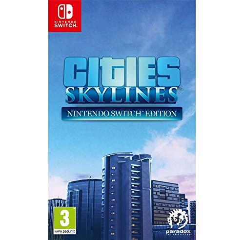 Cities: Skylines - Nintendo Switch Edition NSW