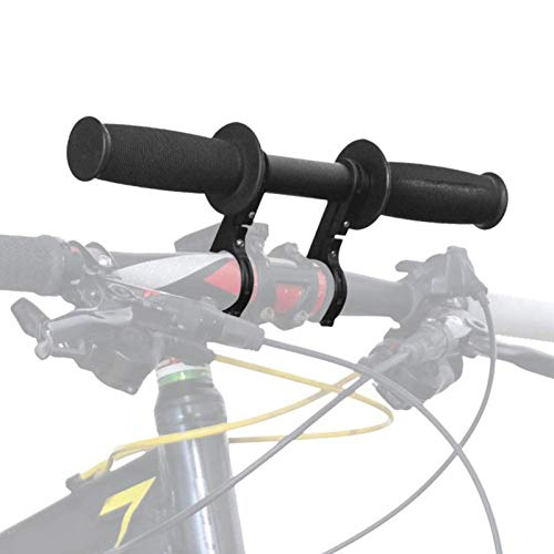 blessvt Kids MTB Handlebar Attachment Perfect Accessory,Mountain Bike Child Seat Front Tube Easy Fitting And Removal, For Children 2-5 Years (up To 48 Pound) | Compatible With All Adult MTB