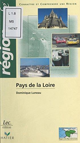 Pays de la Loire (Editions Culina) (French Edition)