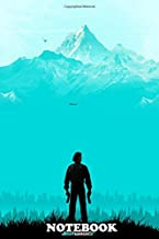 """Notebook: Just Cause 2 , Journal for Writing, College Ruled Size 6"""" x 9"""", 110 Pages"""