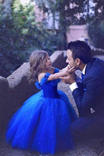 Cinderella flower girl dress _image0