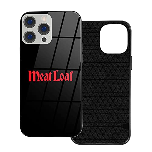 Meat Loaf Band Logo iPhone 12 Series Phone Case TPU Glass Anti-Scratch Shock Cover Case