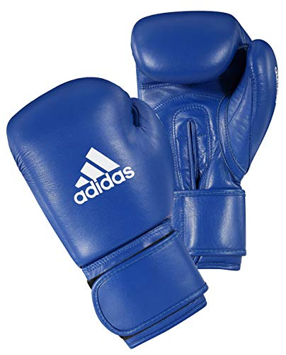 adidas AIBA Boxing Gloves Guantoni da Boxe, Unisex, AIBA Boxing Gloves, Rot, 354 cl