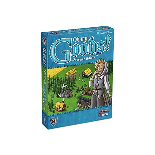 Lookout MFG3513 Games 22160082 - Oh My Goods! - Du meine Güter von Alexander Pfister