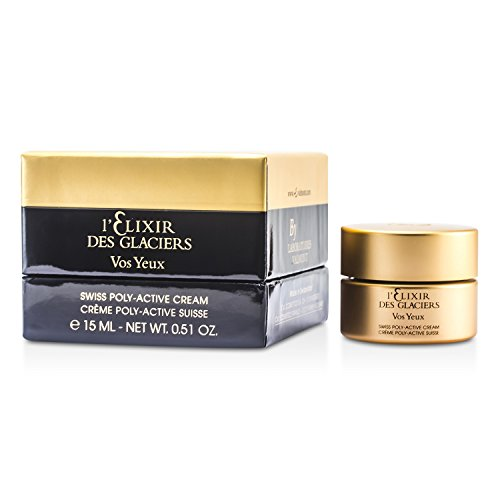 Valmont Elixir des Glaciers Vos Yeux Swiss Poly-Active Eye Regenerating Cream (New Packaging) 15ml