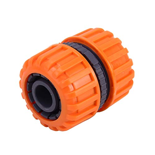 Readygo Good Helper for Work and Life High Quanlity Hose Pipe Fitting Set Quick Water Connector Adaptor Garden Lawn Tap 3/4 inch Water Pipe Connector, Random Color Delivery