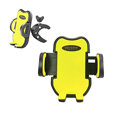 UEVERHI Adjustable Golf Cell Phone Holder Clip Record Golf Swing Training Works with Golf Cart or Push Cart, Golf...