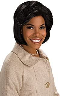 michelle obama wig costume