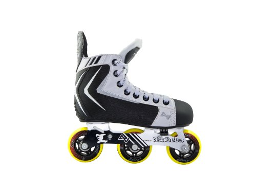 Alkali Hockey Lite Youth Adjustable Inline Hockey Skate 11-1 Small...