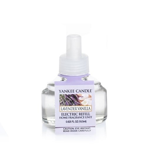 Yankee Candle Lavender Vanilla ScentPlug Refill
