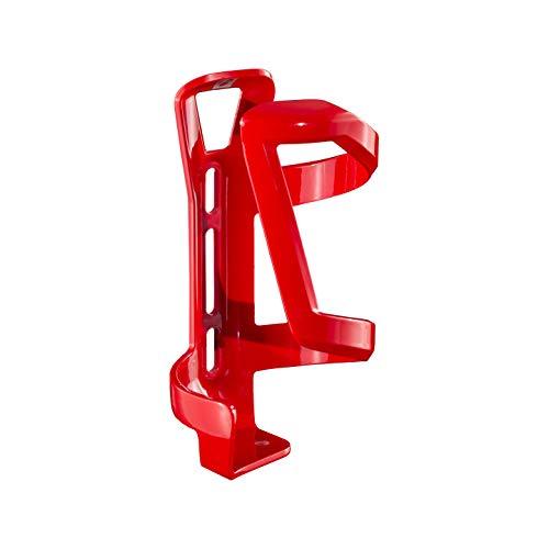 Bontrager Side-Load Fahrrad Flaschenhalter Links rot