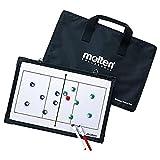 MOLTEN Profesional Pizarra Magnética de Voleibol, Blanco, Talla Única